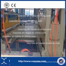Extrudeuse de feuille de vague clairement de PVC