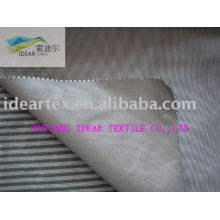 Del polyeser impresa tela de la memoria para la ropa