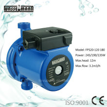 Circulation Pumps for Commercial Building Hot Water Systems