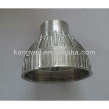 Luminária LED de alumínio usada no exterior