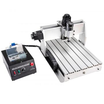 Mini 3-assige cnc router houtsnijwerkmachine