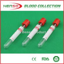 Tubo de soro de coleção de sangue com vácuo HENSO