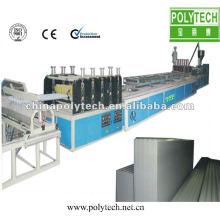 APVC Complex Corrugated sheet Production Line/Machine