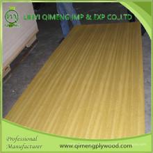 Madeira compensada misturada da teca do Ep da categoria 2.3mm para a mobília ou decorativa