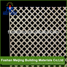 hot sale 80g 6x6mm hole mosaic paper mesh manufacturer