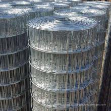 Заводская цена сварная сетка 2x4 с ПВХ покрытием для клетки для птиц и кроликов