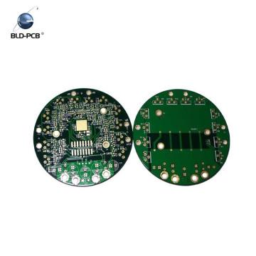 Comprar Quick Turn FR4 0.8mm de face única PCB Eletrônica Board Drawing Quote