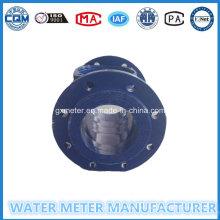Removible Tipo seco Woltmann Medidor de agua Cuerpo de Dn50-300mm