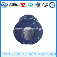Removable Dry Tipo Woltmann Water Meter Corpo de Dn50-300mm