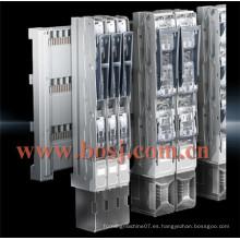 Roll Formated Profile Caja de Distribución Eléctrica Upright Post Korea