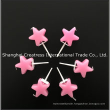 Wholesale New Style 100% Natural Wax Unique Star Party Candle Company