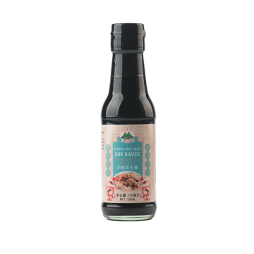 150ml Gluten Free Light Soy Saus