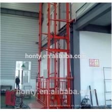 Equipo de elevación hidráulico vertical garaje subterráneo ascensor
