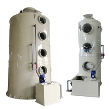 High Efficiency Wash Purification Gas Scrubber Tower