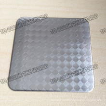 High Quality 410 Stainless Steel Embossed Sheet