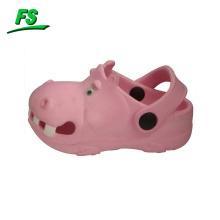 sandales à bascule, sandales pantoufles pour enfants, pantoufles pour animaux tongs
