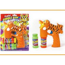 Outdoor Summer Toy Tiger Bubble Gun Toy