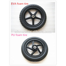 10 12 14 16 inch Light Foam Tire for Baby Car