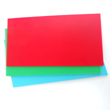 5mm light weight pp plastic sheet for consumption goods