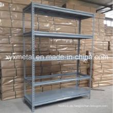 5 Tiers Regal Vollständige Stahl Licht Duty Metall Lagerung Regal