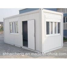 Container Haus- und Hausunternehmen