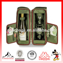 Новый горячий продажа вина мешок вина сумка для пикника (ЭС-Z336)