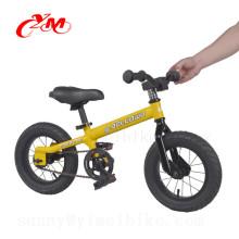 Alibaba Online-Verkauf Balance Fahrrad Licht Gewicht 12 Zoll / China Fabrik Spielzeug Fahrrad Balance / Pedal frei Fahrräder für Kinder 2 in 1