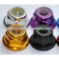 Heißer Verkauf farbige Größe M2 M2.5 M3 M4 eloxierte Aluminium Hardware