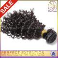 Горячая распродажа толстые девственницы монгольских kinky вьющиеся волосы weave 4а