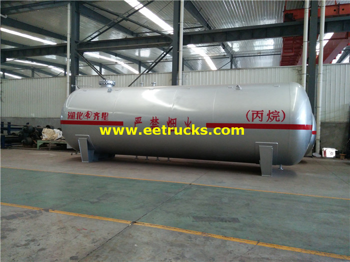 Aboveground Propylene Tanks