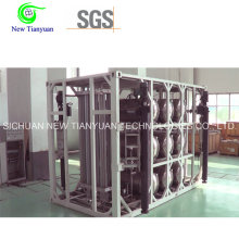 LNG Cryogenic Vehicle Cylinder for Gas Filling Transporting Storage
