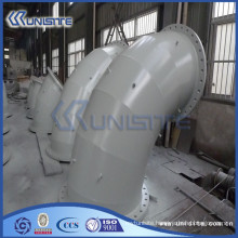 customized high pressure double wall carbon steel pipe for dredger (USC6-003)