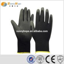 Fabricantes de luvas de mão tricotadas Sunnyhope pu na China