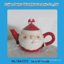 Элегантный керамический чайник
