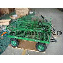 Carros de jardín de malla de acero Tc1840