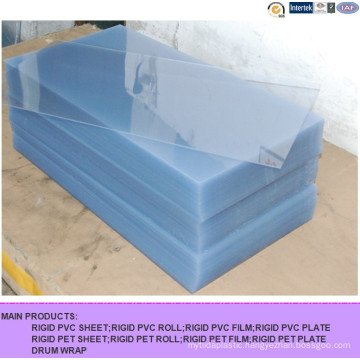 Rigid PVC Sheet, Transparent PVC Sheet, Clear PVC Sheet