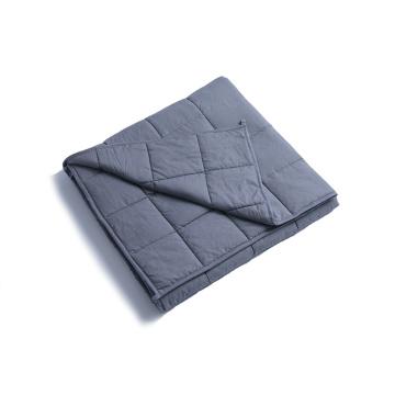 Органическое Хлопковое Сенсорное Тяжелое Одеяло 15 фунтов