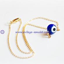 Evil Eye Beads Amulet Necklace Wholesale
