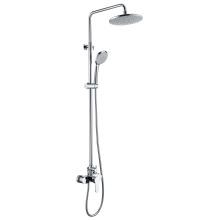 Sliding Bar Shower Mixer Set with Handheld