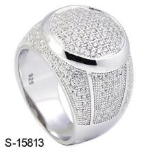 Nouveau modèle de bijoux en argent 925 Micro Ring