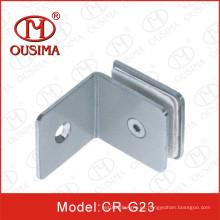 SUS304 Cuarto de ducha Accesorios de montaje de hardware de vidrio