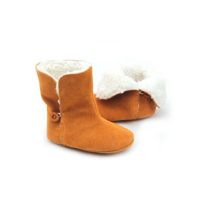 Mixed Colors Baby Boots