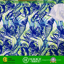 Woven Polyester Printed Fabric for Lady Dresses or Shirts