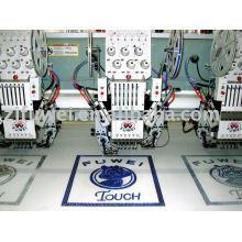 609 máquinas de bordar de lantejoulas duplas / máquina de lantejoulas simples