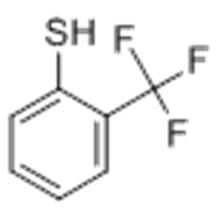 2-(TRIFLUOROMETHYL)THIOPHENOL CAS 13333-97-6