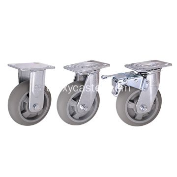 TPR Caster Wheel Heavy Duty