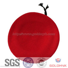Red Wool Military Berets (GKM05-Q0040)
