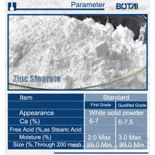 Lubricante de estearato de zinc de calidad estable para tiza