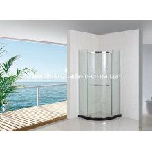 Cabine de cabine de douche en verre trempé (AS-933 sans plateau)