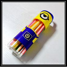 Plastic Fineliner Felt Tip Water Color Pen 24pcs